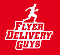 Flyer Delivery Guys Logo